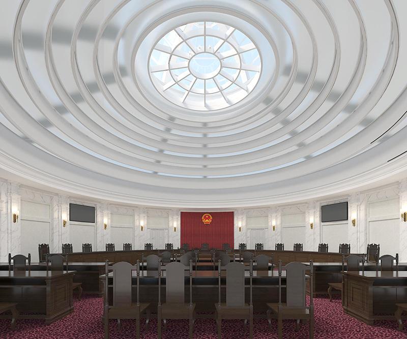 Phòng xét xử hội đồng