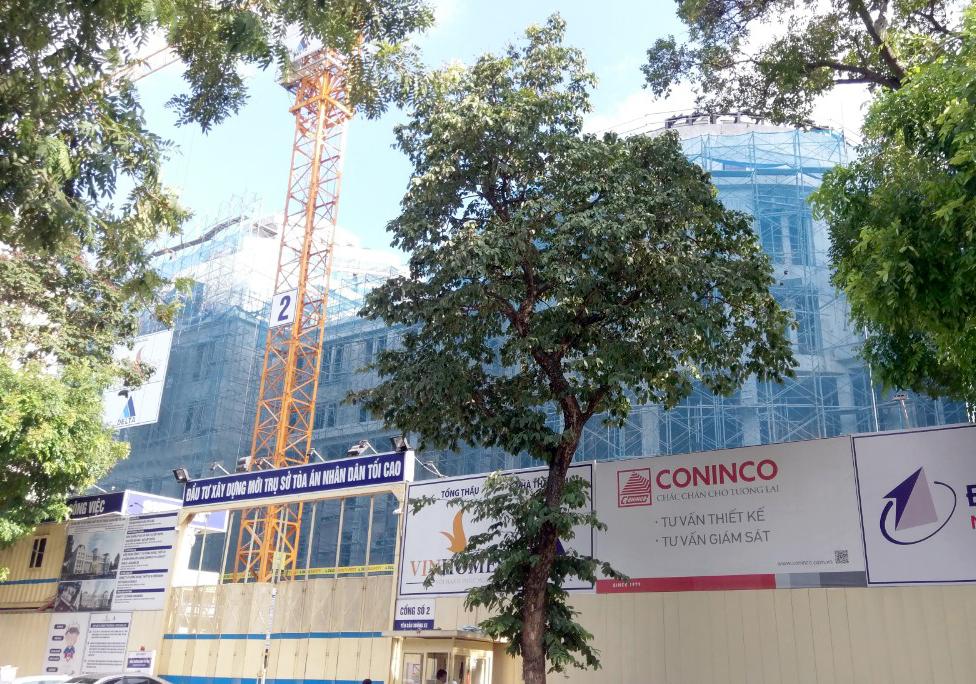 CONINCO là tổng thầu tư vấn thiết kế và tư vấn giám sát cho dự án