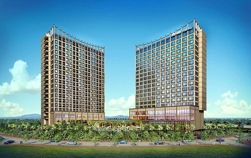 Khách sạn 5 sao Nikko Hải Phòng