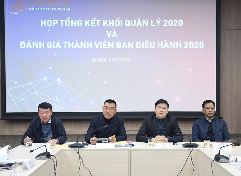 Hội đồng quản trị điều hành Hội nghị
