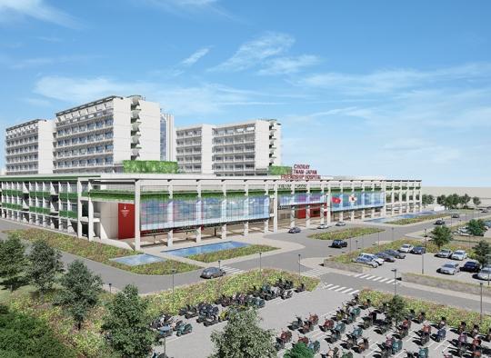 Bệnh viện Chợ Rẫy hữu nghị Việt Nhật